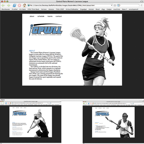 Central Plains Women's Lacrosse League